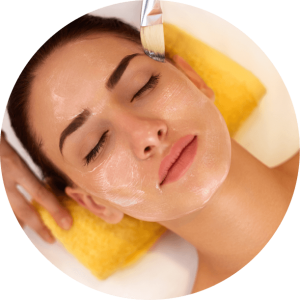 skincare and facials